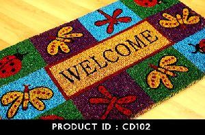 CD102 Coir Doormats