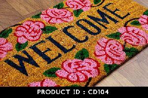 CD104 Coir Doormats