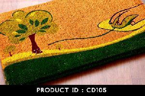 CD105 Coir Doormats