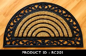 RC201 Rubberized Doormats