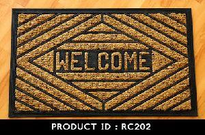 RC202 Rubberized Doormats