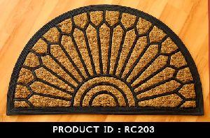 RC203 Rubberized Doormats