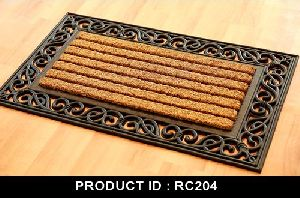 RC204 Rubberized Doormats