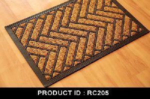 RC205 Rubberized Doormats