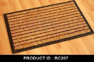 RC207 Rubberized Doormats