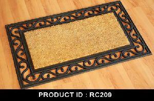 RC209 Rubberized Doormats
