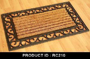 RC210 Rubberized Doormats