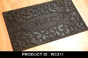 RC211 Rubberized Doormats