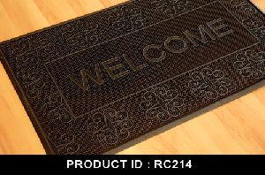 RC214 Rubberized Doormats
