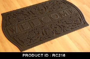 RC216 Rubberized Doormats