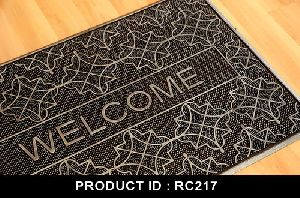RC217 Rubberized Doormats