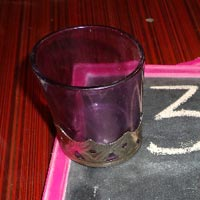 Aromatic Candle Glass