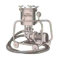 Pressure Filter Machine