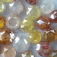 Natural Icy Diamonds