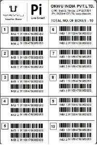 Mobile Labels