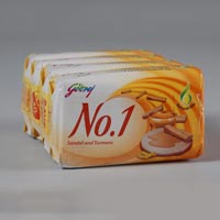 Godrej No 1 Sandal & Turmeric Soap Wrapper