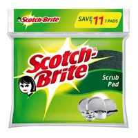 Scotch Brite Packaging Pouch