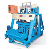 Heavy Duty Concrete Block Making Machine (906)