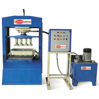 Mechanical Fly Ash Brick Making Machine