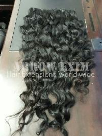 Top quality raw unprocessed temple hairs