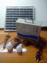 Solar Led Home Light System 02