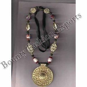 Antique Brass Necklaces