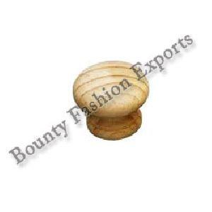 Decorative Wooden Knobs