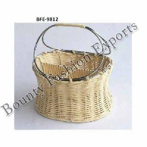 Designer Wicker Basket
