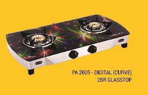 PA 2005 - Digital (Curve) 2 BR Glasstop