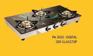 PA 3003  - Digital 3 BR Glasstop