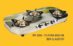 PA 3006 - Platina Digital 3 BR Glasstop