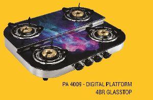 PA 4009 - Digital Platform 4 BR Glasstop