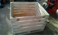 Small Wooden Bins