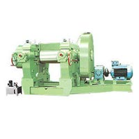 Rubber Refiner Mill Machine