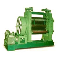 Three Roll Calender Machine
