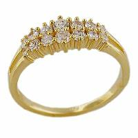 Cubic Zirconia Ring RD1103