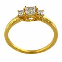 Cubic Zirconia Ring RD1148