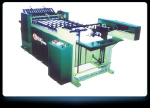 Automatic Notebook Folding Machine Technical Specification: