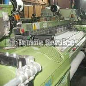 Used Somet Rapier Loom Machine