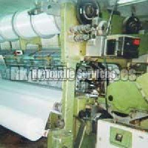 Used Warp Knitting Machine