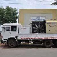 Drill Rig Compressor