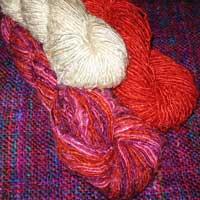 Banana Silk Yarn 17