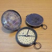 Antique Compass 09