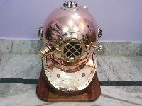 Antique Diving Helmet 01