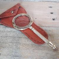 Antique Magnifying Glass 10