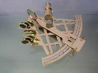 Antique Nautical Sextant 01