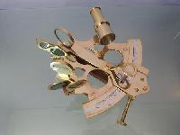 Antique Nautical Sextant 03