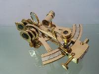 Antique Nautical Sextant 04