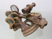 Antique Nautical Sextant 06