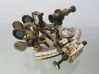 Antique Nautical Sextant 07
